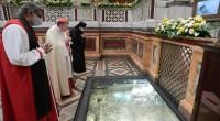 Francisco: que a Santíssima Trindade nos faça crescer na unidade