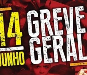 Conferência da Família Franciscana do Brasil em apoio a Greve Geral