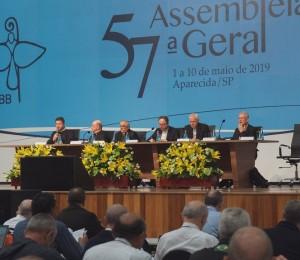 Assembleia Geral: 3º dia trata do Sínodo dos Jovens e a aprovação das Diretrizes Gerais