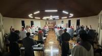 Primeiro dia do XII Capítulo Provincial