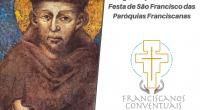 Programação das Paróquias Franciscanas- Província São Francisco de Assis