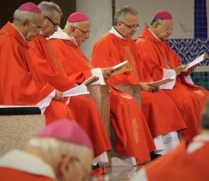 Assembleia Geral: Missa desta sexta-feira foi dedicada aos bispos eméritos
